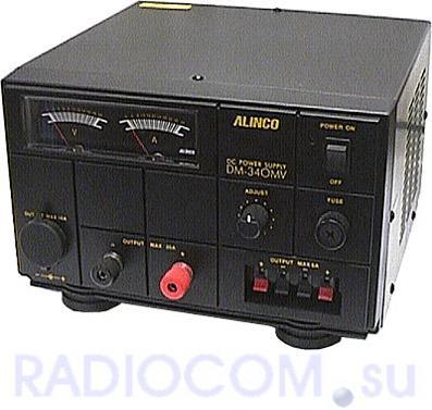 трансформаторный адаптер питания  постоянного напряжения Алинко DM-340 MV 1~15вольт