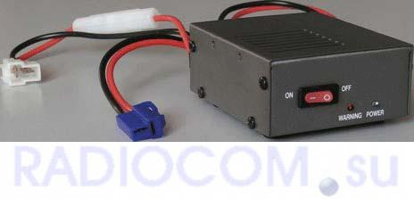 ВЕГА PCS-510 преобразователь напряжения для радиостанции импульсный 19-30В/13.8В, 8/10А.