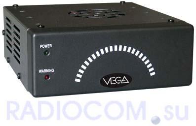 ВЕГА PSS-825BB Блок питания для рации импульсный 220W/13,8V, 22/27А. Купить блок питания для радиостанции