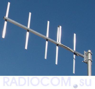 Стационарная антенна MR-Y5-UHF для охранных систем типа Цербер 03, Лонта 202 и других, работающих в диапазоне 430 МГц и радиомодемов 433 МГц
