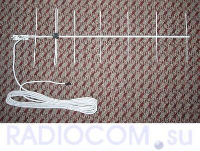 Направленная антенна для  раций  433 МГц