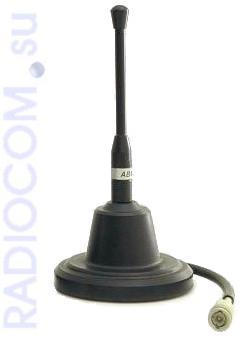 Антенна автомобильная на магните для мобильных раций АВМЗ 300/400