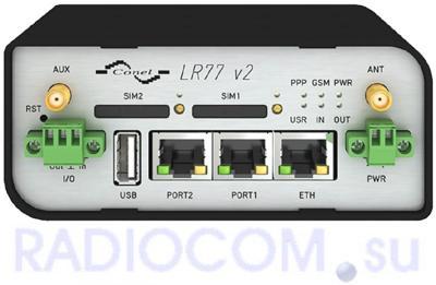 LTE 4G модем терминал Конел LR77 версия 2