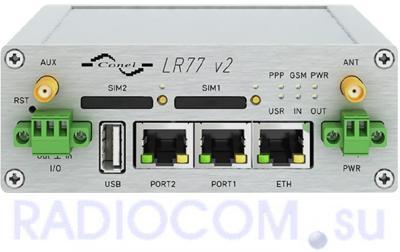LTE 4G терминал роутер Конел LR77 версия 2