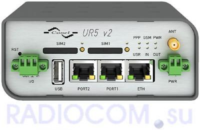 GSM 3G модем терминал Конел UR 5 версия 2