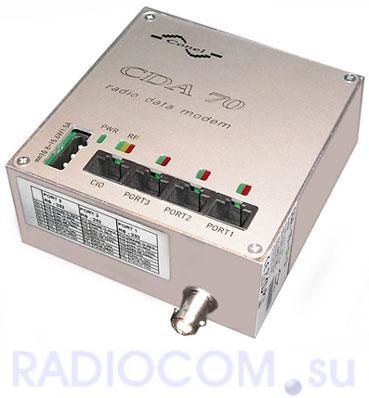 Беспроводной радиомодем CONEL CDA70-V-3