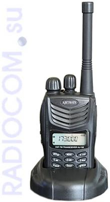 AjetRays AJ-460 носимая радиостанция