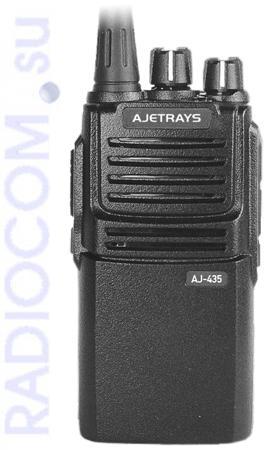 AjetRays AJ-435 носимая рация