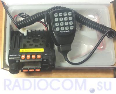 Ajetrays AR444 автомобильная  VHF/UHF рация
