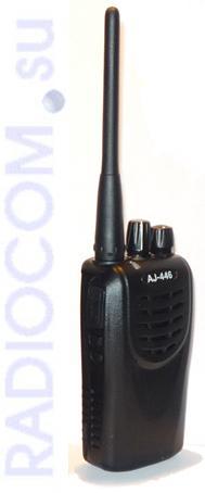 AjetRays  AJ-446 новая переносная рация