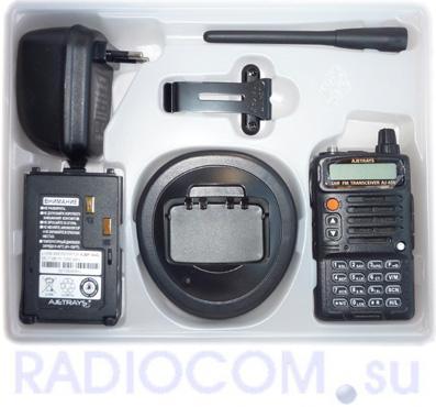 Аджетрейз AJ-450 носимая радиостанция