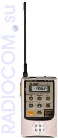 Алинко DJC5 - двухдиапазонная миниатюрная носимая радиостанция