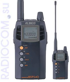Алинко DJS40 (T/TA) - миниатюрная носимая радиостанция