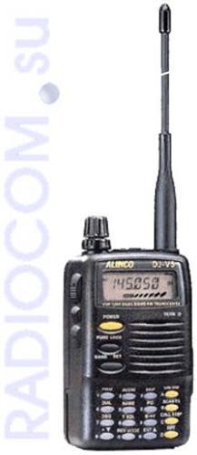 Alinco DJ V5T/TH - двухдиапазонная компактная переносная рация