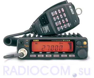 Alinco DR-135 CB возимая / стационарная радиостанция 27МГц