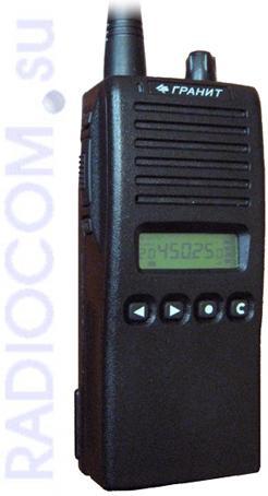Рация ГРАНИТ 2Р-45 носимая 403 - 486 МГц