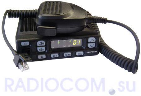 Радиостанция Гранит 2Р-21 мобильная LowBand