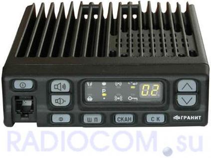 ГРАНИТ Р-21 автомобильная (33-48,5 / 57-57.5 МГц)
