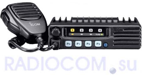 Радиостанция ICOM IC-F210S автомобильная UHF