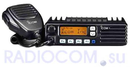 Icom IC-F211  UHF (400...430 / 440...490 МГц)