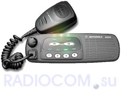 Радиостанция Motorola GM 140
