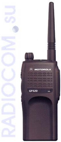 Рация Motorola GP 320