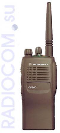 Радиостанция Motorola GP 340