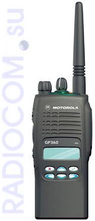 Радиостанция MOTOROLA GP360