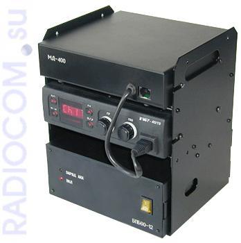 Удаленное управление радиостанцией по радиочастоте