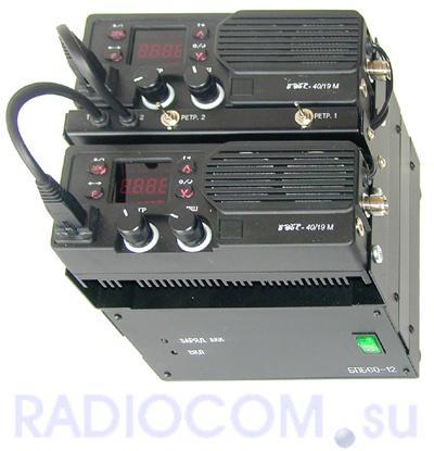 Дуплексный ретранслятор VHF  ВЭБР-160-160РТ-М