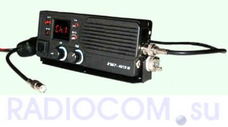 Радиостанция ВЭБР-160/20М возимая