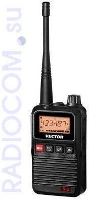 Vector VT-43 R2 портативная радиостанция