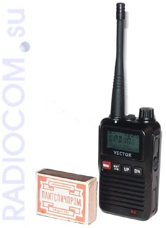 Vector VT-43 R2 компактная радиостанция
