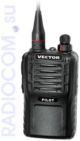 Vector VT-47 Пилот компактная рация